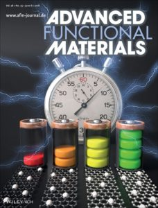 Advanced Functional Materials 2018